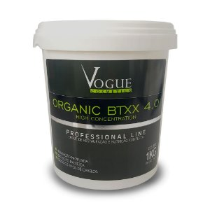 Vogue Botox Organic Btxx High Concentration 4.0 1kg