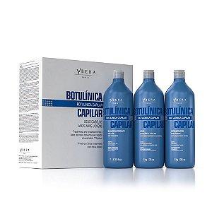 Ybera Kit Botulínica Capilar Profissional Botox 3x 1000ml