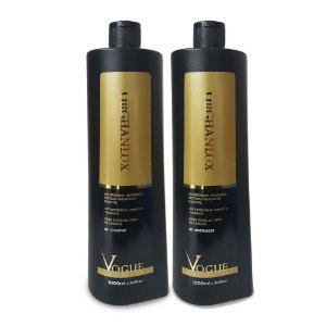 VOGUE ORGHANLUX KIT ESCOVA PROGRESSIVA 2x 1000ML