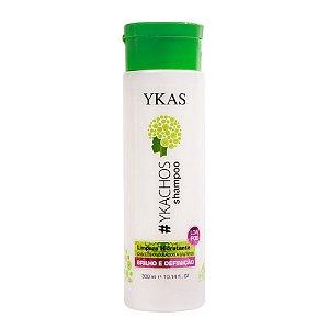 Ykas Ykachos Shampoo Limpeza Hidratante 300ml