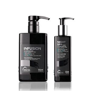 Máscara Truss Infusion 650ml + Night Spa 250ml