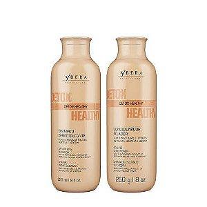 Kit Ybera Detox Health Shampoo e Condicionador 2x250g