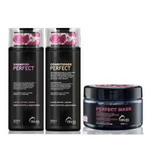Truss Herchcovitch Alexandre Perfect Shampoo + Condicionador + Máscara