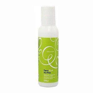 Deva Curl No Poo Higienizador Condicionante Sem Espuma 120ml - Fab Deva Cosméticos