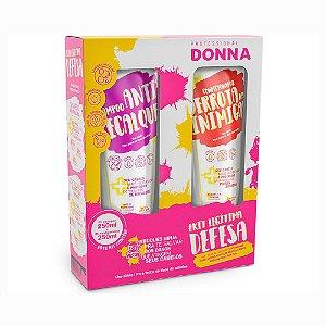 Donna Kit Legítima Defesa (Shampoo + Cond. 250ML)