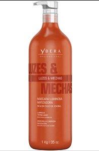 Ybera Máscara Luzes & Mechas - 1kg