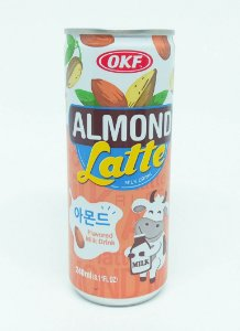 Latte - sabor amendoa