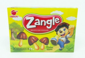 Zangle - sabor chocolate