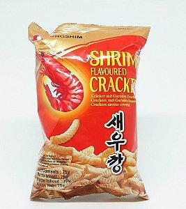 Salgadinho de camarão
