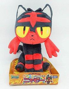 Pelucia - Litten Pokémon