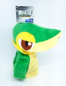 Pelúcia Pokemon - Snivy