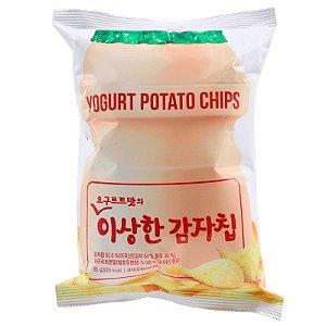 Chips Coreanas Sabores - Yakult, Coca e Cidra