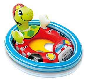 Boia Infantil Tartaruga com Assento