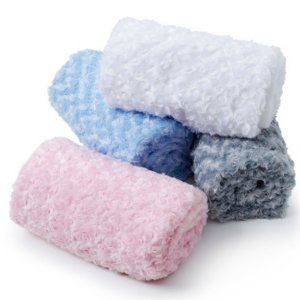 Manta Cobertor Para Bebê Dupla Face Microfibra Comfy