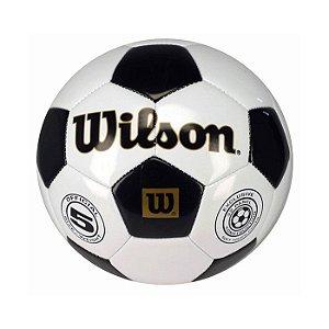 Bola Futebol Campo Tradicional Wilson - WTH8755PTBR