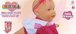 Boneca Bebebela Branca Zap - 1001