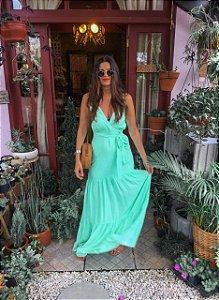 Vestido Sicília Longo
