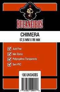 Sleeve Chimera - 57,5X89  - Bucaneiros
