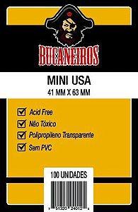 Sleeve Mini Usa - 41X63 - Bucaneiros