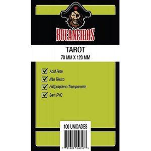 Sleeve Tarot - 70X120 - Bucaneiros