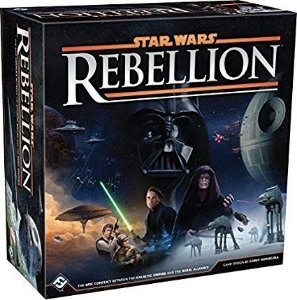 PRÉ-VENDA -  Star Wars Rebellion
