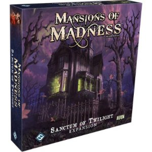 Santuário do Crepúsculo - Expansão, Mansions of Madness