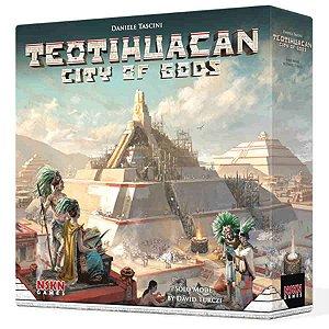 Pré-Venda - Teotihuacan - City of Gods - COM Insert em MDF