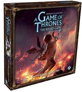 Mãe de Dragões - Expansão, A Guerra dos Tronos