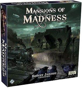 Jornadas Macabras - Expansão, Mansions of Madness