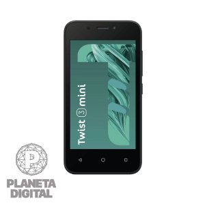 """Smartphone Twist 3 Mini S431B Tela 4"""" 16GB RAM 512MB 3G Câmera 5MP Frontal 5MP - POSITIVO"""