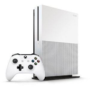 Console Xbox One S 500GB Branco