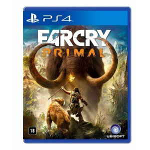 Jogo Far Cry Primal Ps4