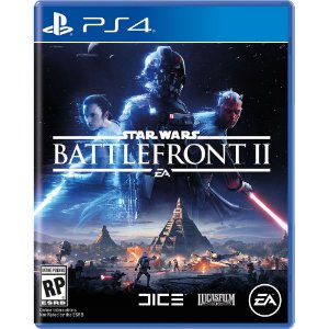 Jogo Star Wars Battlefront II Ps4