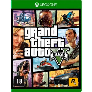 Jogo Grand Theft Auto GTA V Xbox One