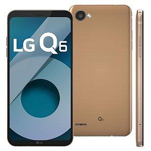 """Smartphone LG Q6 com 32GB, Tela 5.5"""", Android 7.0, Câmera 13MP"""