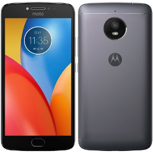 Smartphone Motorola Moto E4 Plus 16GB, Tela 5.5'', Dual Chip, Android 7.1, Câmera 13MP, 2GB de RAM