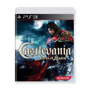 Jogo Ps3 Castlevania Lords of Shadow