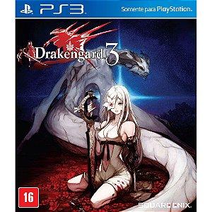 Jogo Ps3 Drakengard 3