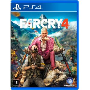 Jogo Ps4 Far Cry 4 Playstation 4