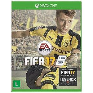 Jogo FIFA 17  Xbox One