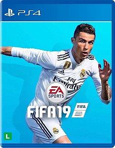 Jogo FIFA 19 Playstation 4