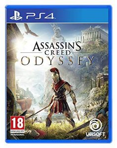 Jogo Ps4 Assassins Creed Odyssey Playstation 4