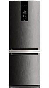 Refrigerador Inverse Frost Free 2 Portas 220v 443L BRE57AK Brastemp