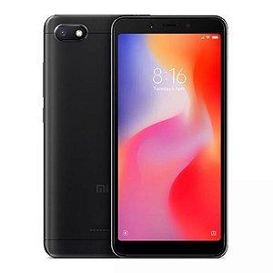 Smartphone Xiaomi Redmi 6A Dual SIM 32GB 5.45' 13MP - Preto