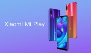 Smartphone Mi Play 64GB 4GB RAM  Versão Global - Xiaomi