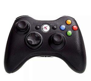 Controle Xbox 360 Wireless Feir/knup Sem Fio