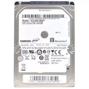 HD Notebook 1tb Interno Samsung 5400rpm St1000lm024 Sata II - Samsung