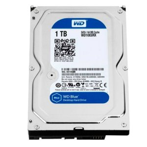 HD 1TB Western Digital 64mb Sata III Wd10eurx - Western Digital