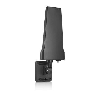 Antena Externa Ativa P/ Tv Multilaser Re204 28 Db
