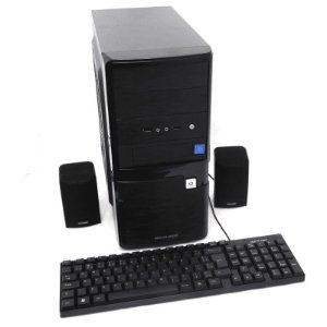 Computador Intel Dual Core 2.41ghz 1TB HD Multilaser Desktop - DT005